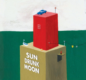 "[None] If Anything Happens To The Cat ‎– "" Sun Drunk Moon "" [CD]"