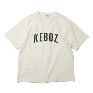 KEBOZ×FREAK'S STORE SPECIAL ARCH LOGO SHORT SLEEVE TEE【OFF WHITE】