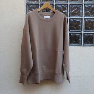 「JOHN BULL」CREW NECK SWEAT