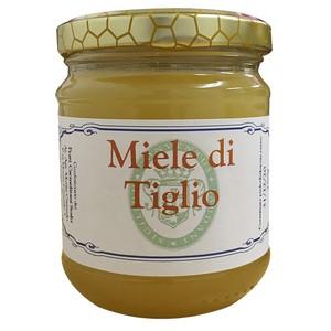 蜂蜜 シナノキ(Miele di Tiglio)250g/イタリア カルメル会 モンテ・カルメロ修道院
