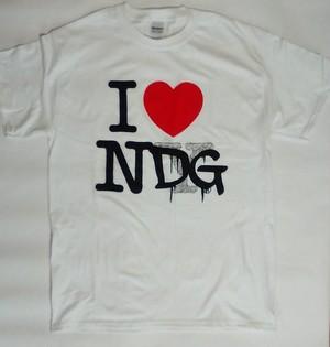 NDG - I Love Tee