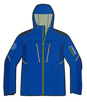 ラング スキー ジャケット 20115-16モデル LANGE JACKET LLEJJK01 ブルー