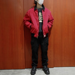 Carhartt santafe jacket red