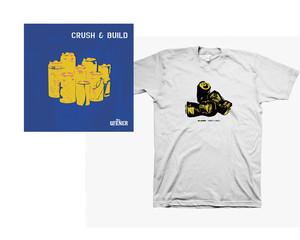 "Mrs.WiENER CD ""Crush & Build"" 限定Tee SET ステッカー付き"