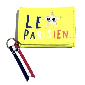 Mini Wallet Yellow