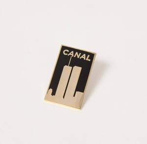CANAL WTC PIN