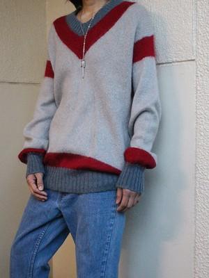 70s Yves Saint Laurent knit