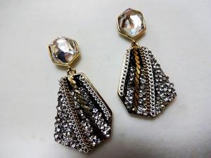 Zirconia Gold Pierce 05513
