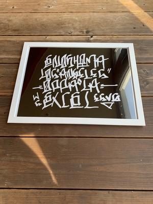 EXCEL × OPPA-LA!!シルクスクリーン・ポスター