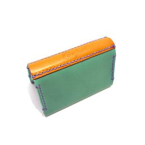 Business Card Case -Light Green-