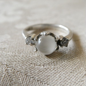 60s vintage silver ring シルバーリング925