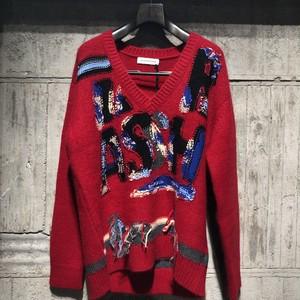 【DIET BUTCHER SLIM SKIN】TRAAASH!sweater