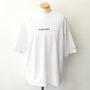 WIDE SS TEE (WHITE)