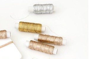 METALLIC THREAD【Studio Carta】