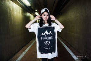 Mt.DRINKMORE Tee (JFK-011) - White