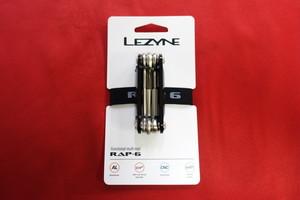 レザイン RAP-6 tools