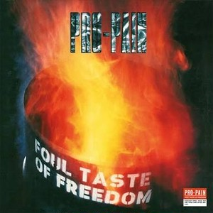 【USED】PRO-PAIN / FOUL TASTE OF FREEDOM