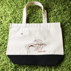 コノハカメレオントート(Pygmy chameleon tote bag)