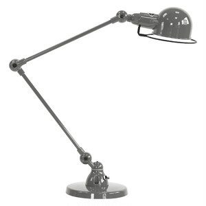 Jielde Signal Desk Lamp Gray