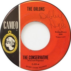 Orlons, The – The Conservative / Don't Hang Up