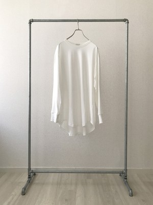 """Luis"" Long T-Shirt (White)"