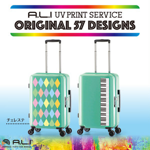 【UV PRINT】ORIGINAL 57 DESIGNS  ADY-1100-18.5 チェレステ