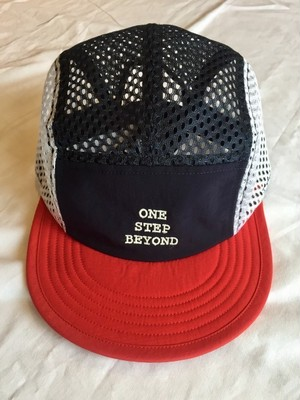 ELDORESO=エルドレッソ 『BEYOND MESH CAP』#NAVY×RED