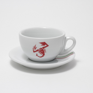 SCORPION CAPPUCCINO cup/saucer