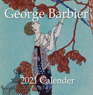 ジョルジュ・バルビエ 2021カレンダー George Barbier 2021 Calender