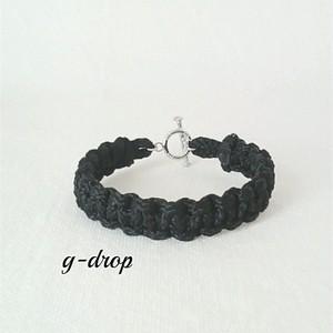 [* Thick cord *]  漆黒ブラック