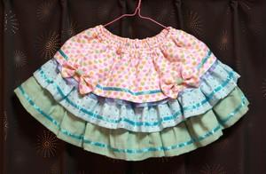 お姫様の気まぐれリボンスカート☆