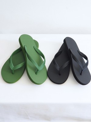 Hippobloo Beach Sandal Midnight,Moss