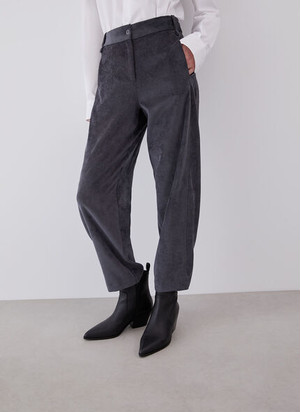 STRAIGHT PANTS WITH SPECIAL LEG
