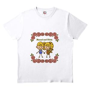 両面プリントTシャツ⑤