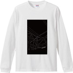 鉄骨ロングスリーブTシャツ