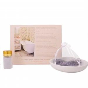Ariana Ost Healing Crystal Bath Immersion Kit クリスタルバスキット ヒーリング 水晶浴