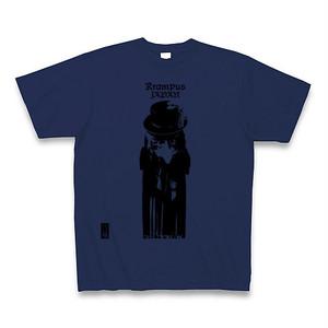 クランプスTシャツ【BASE-6】ジャパンブルー