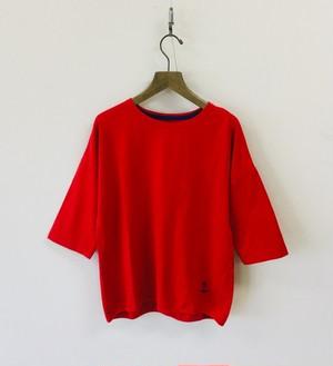 【快晴堂】裾ギャザーシャツ / 91C-21