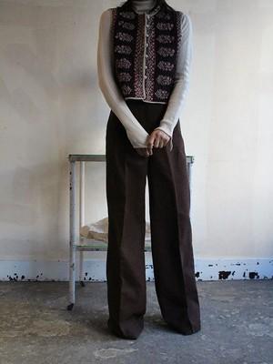 70s cotton vest