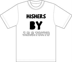 <受注生産><2017新作>black logo Tee S〜XXL