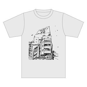 オンラインYOIMACHI Tシャツ アッシュ