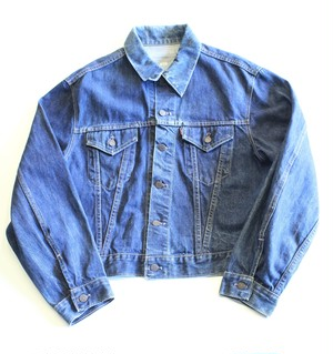 Vintage Levis 557 Denim Jacket