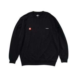 "TOYOTA ""DYTD"" Summer Sweat Shirt - Black"