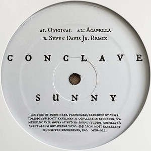"【12""】Conclave - Sunny"