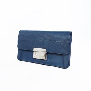 ■Garcon Long Wallet■ギャルソンタイプ長財布(ブルー)