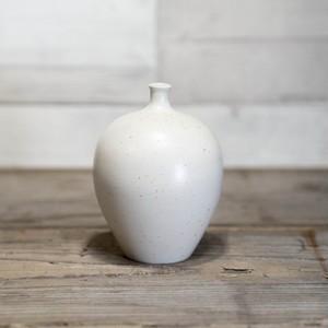 asanomi 花器3600 そばかす 【陶器 一輪挿し】