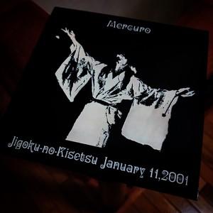 Mercuro (マーキュロ) / 2枚組DVDR「地獄の季節」2001年レコ発LIVE 六本木Y2K & フルメンバー加入LIVE 高田馬場AREA