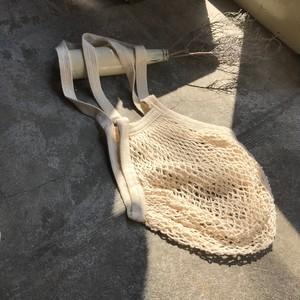 organic cotton mesh bag /belgium