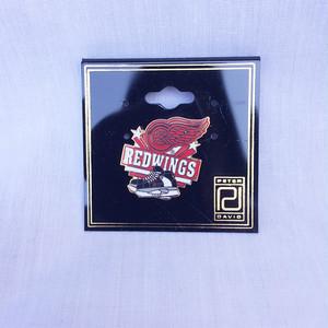 デトロイト レッドウィングス DETROIT RED WINGS バッチ NHL 2292