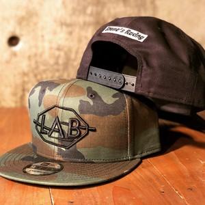 【新発売】完全受注生産 キャップ「CAP」S'LAB by Stone's LAB × NEW ERA